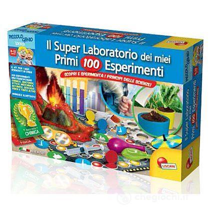 I Miei Primi 100 Esperimenti (51755)