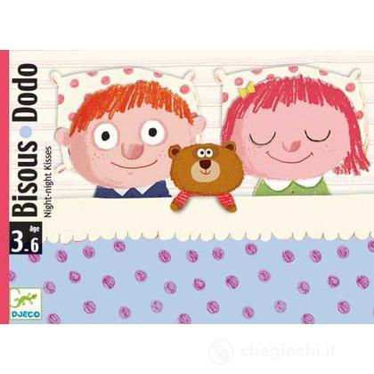 Bisous Dodo - Bacio della buonanotte - Gioco di carte (DJ05176)