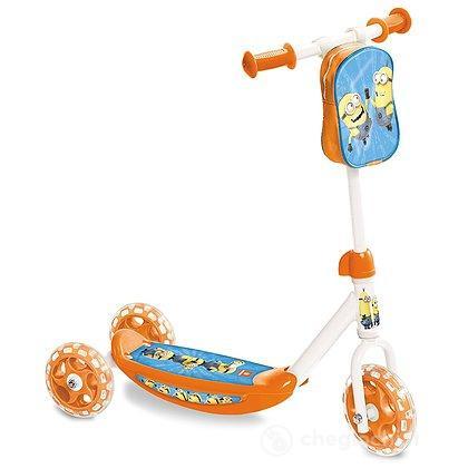 Monopattino 3 ruote Minions (28176)