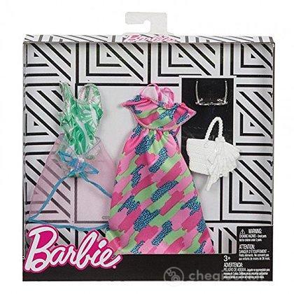 Barbie vestiti Moda - 2-Packs Universal Fit Ass. 5 (FKT32)