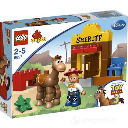 LEGO Duplo - Toy Story Jessie e Bullseye (5657)