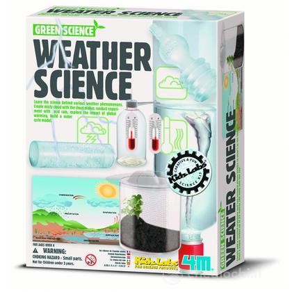 green science weather science giochi da tavolo 4 m
