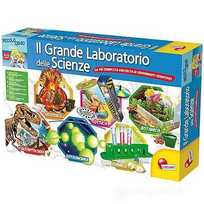 Piccolo Genio Grande Laboratorio Scienze (51786)
