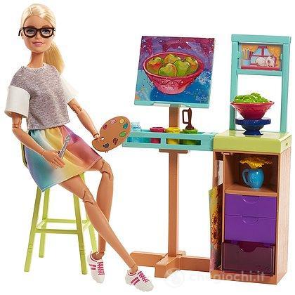 Barbie Atelier da Artista (FJB26)