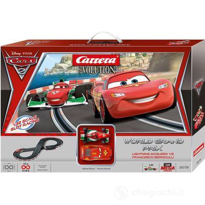 Pista Carrera Evolution Cars 2 World Grand Prix