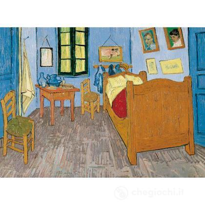 Van Gogh - La Camera ad Arles 1000 pezzi (39179)