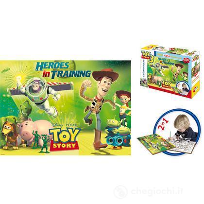 Puzzle df supermaxi 108 Toys Story