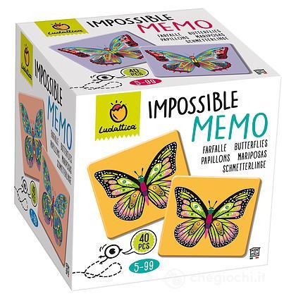 Impossible memo. Memogame (8179)