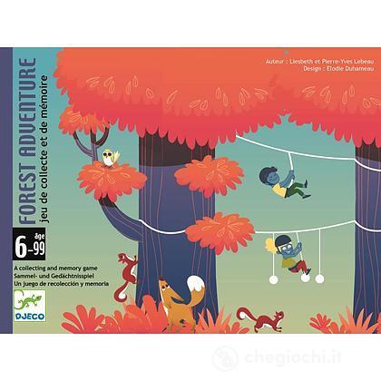 Forest Adventure. Gioco di carte (DJ05180)
