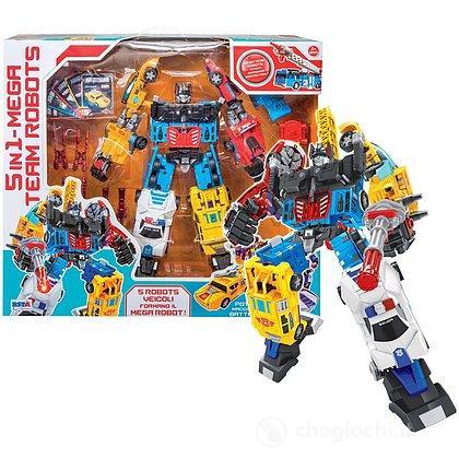 Robot Transformer 5 in 1 (10180)