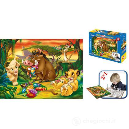Puzzle df supermaxi 108 Re leone