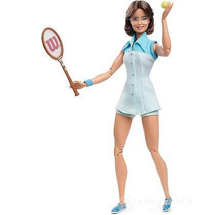 Barbie BillIie Jean King (GHT85 )