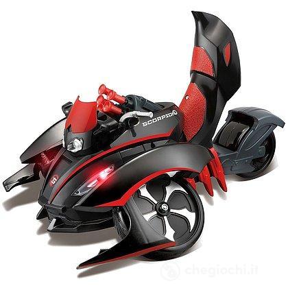 Moto Scorpion Radiocomando 81182
