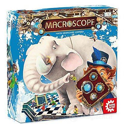 Macroscope Gioco da Tavolo con Immagini da Indovinare (6182)