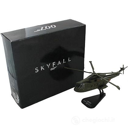 Skyfall Elicottero AW101 - (50° Anniversario 007)