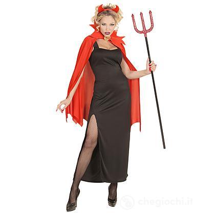 Costume Adulto diavolessa M