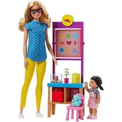 Barbie Playset Maestra (FJB29)