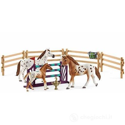 Horse Club Allenamento Concorso Lisa (2542433)