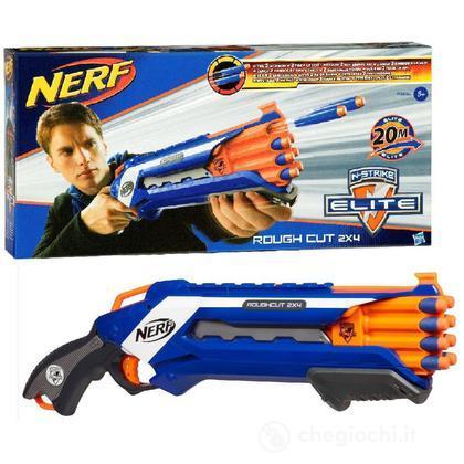 Pistola Elite Rough Cut