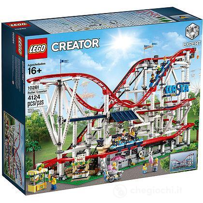 Montagne Russe - Lego Creator Expert (10261)
