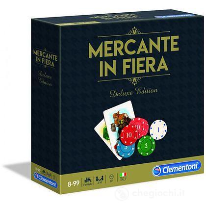 Mercante in fiera deluxe edition giochi da tavolo clementoni 16183