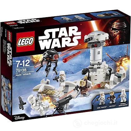 Attacco a Hoth - Lego Star Wars (75138)