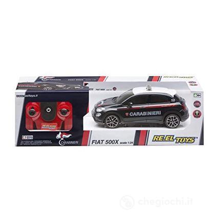 Auto Fiat 500x Carabinieri 1:24 2185