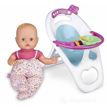 La Mia Piccola Nenuco Seggiolone