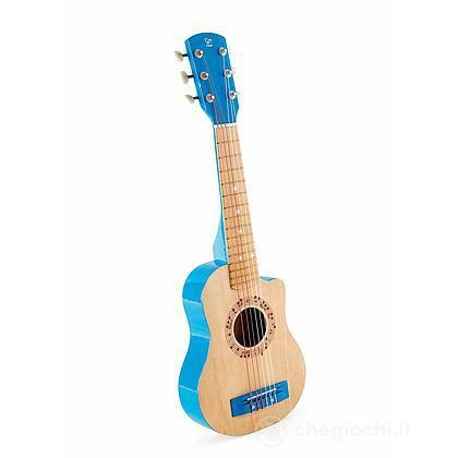 Chitarra blu (E0601)