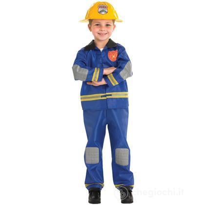 Costume pompiere taglia L (889518)