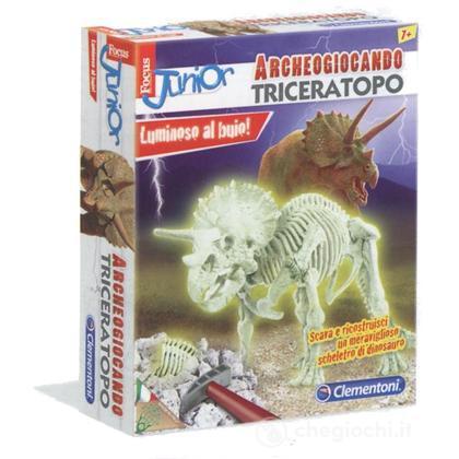 Triceratopo - Luminoso al buio (13187)
