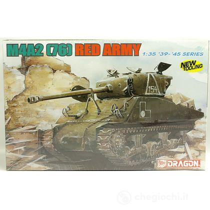 Carro Armato M4A2(76) Red Army 1/35 (DR6188)