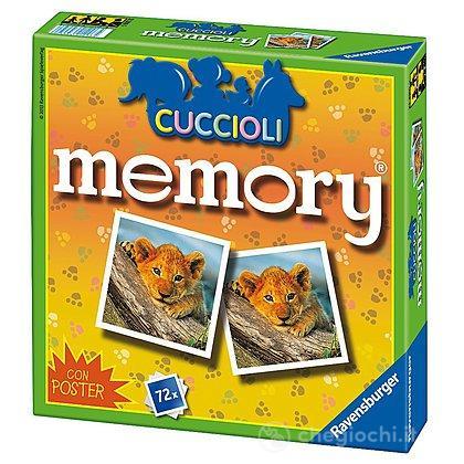 Memory dei cuccioli con poster (21188)