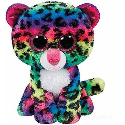 Peluche leopardo 15 cm