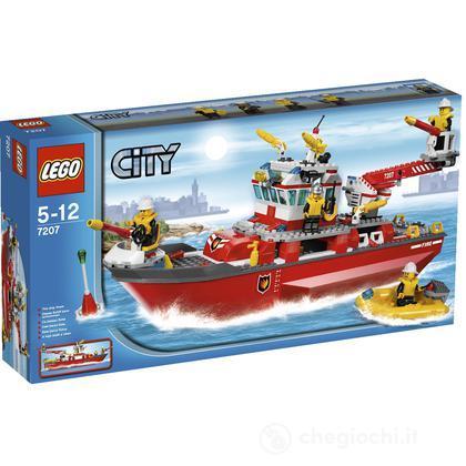 LEGO City - Nave antincendio (7207)