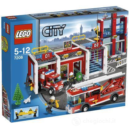 LEGO City - Caserma dei pompieri (7208)
