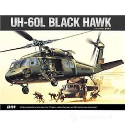 Elicottero UH-60L BLACK HAWK 1/35 (AC12111)
