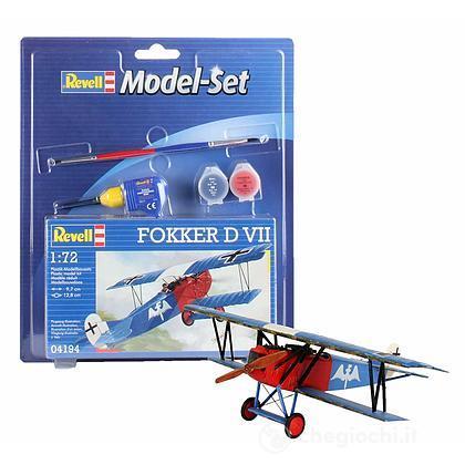Aereo Fokker D VII 1/144 (RV64194)