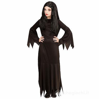 Costume Mortisia 5-7 anni
