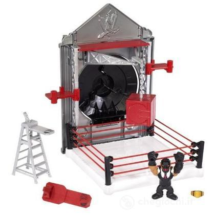 Ring WWE Playset Cartoni Animati (BHL26)