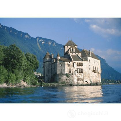 Castel Chillon, presso Montreux
