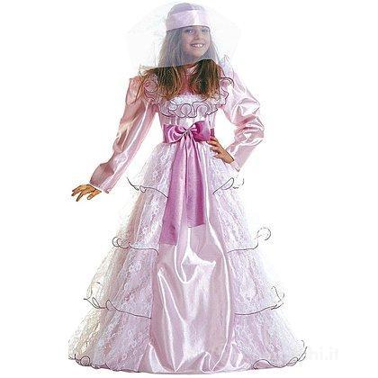 Costume Damina Gran Gala 8-10 anni
