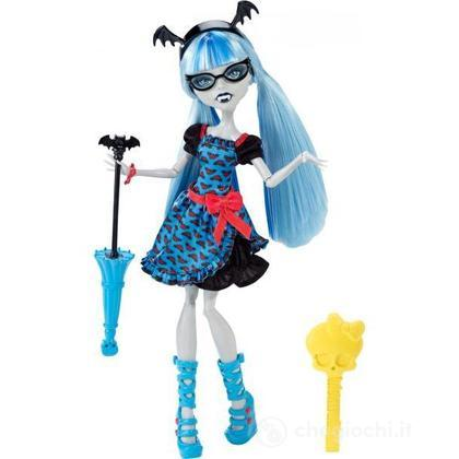 Ghoulia Yelps - Monster High scambio di stile mostruoso (CBP36)