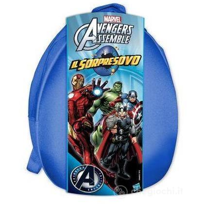 Sorpresovo Avengers zaino Pasqua 2014