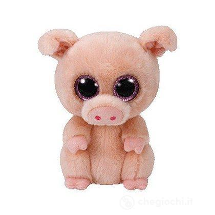 Peluche Piggley - Maiale 15 cm Beanie Boo (37200)