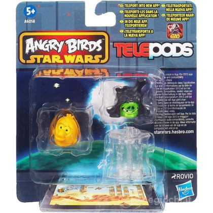 Star Wars Angry Birds Telepod Figure Pack