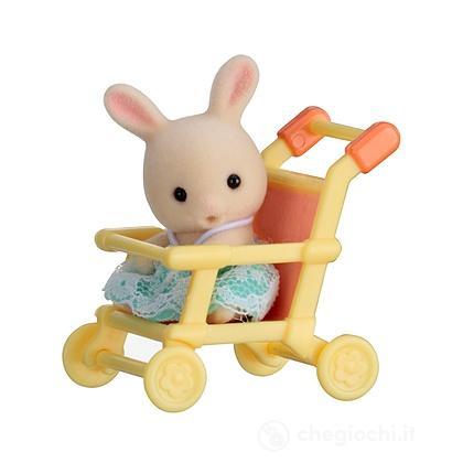 Coniglio passeggino (5200)