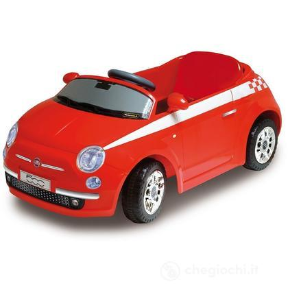 Baby Car Fiat 500 Basic Colore Rosso (502002)