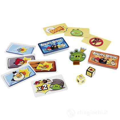 Angry birds carte uno (W3969)