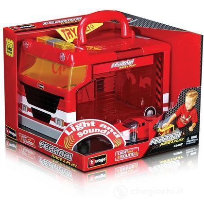 Ferrari Race & Play Cube 1:43
